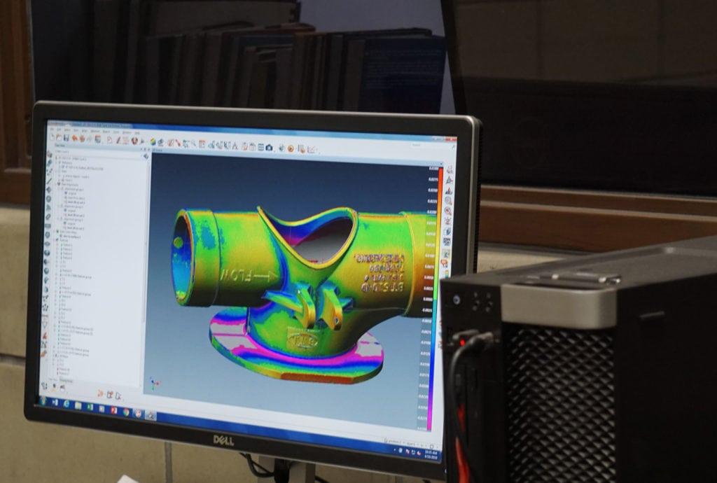 laser measurement in design and engineering